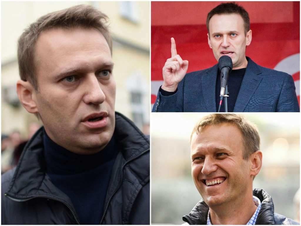 На фото Алексей Навальный (часть 3).