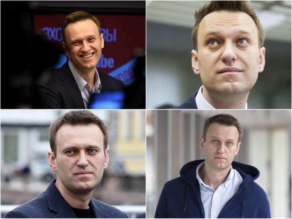 На фото Алексей Навальный (часть 1).