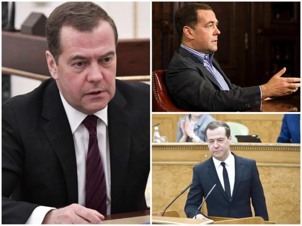 На фото Дмитрий Медведев (часть 4).