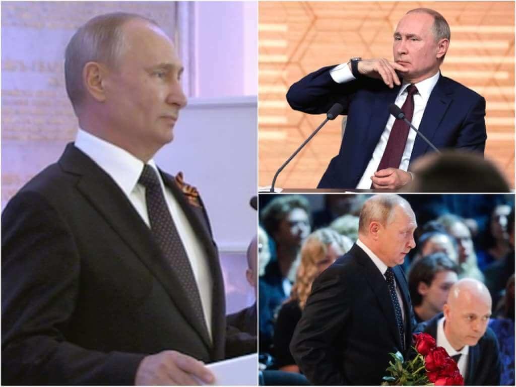 На фото Владимир Путин (часть 4).