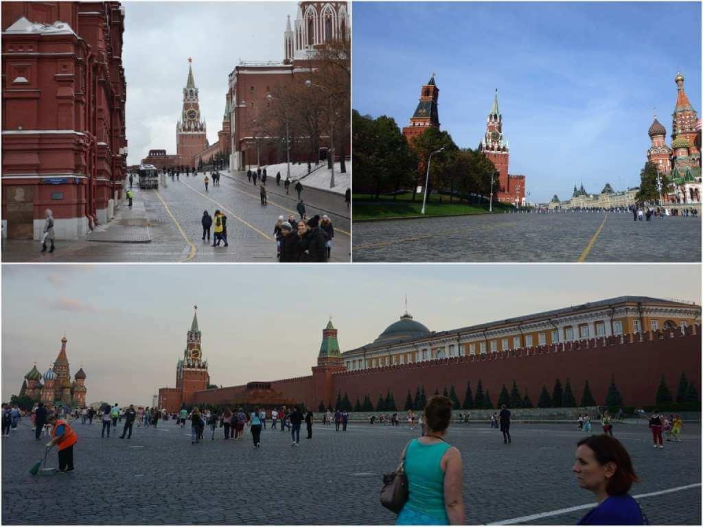 На фото изображен Кремль.