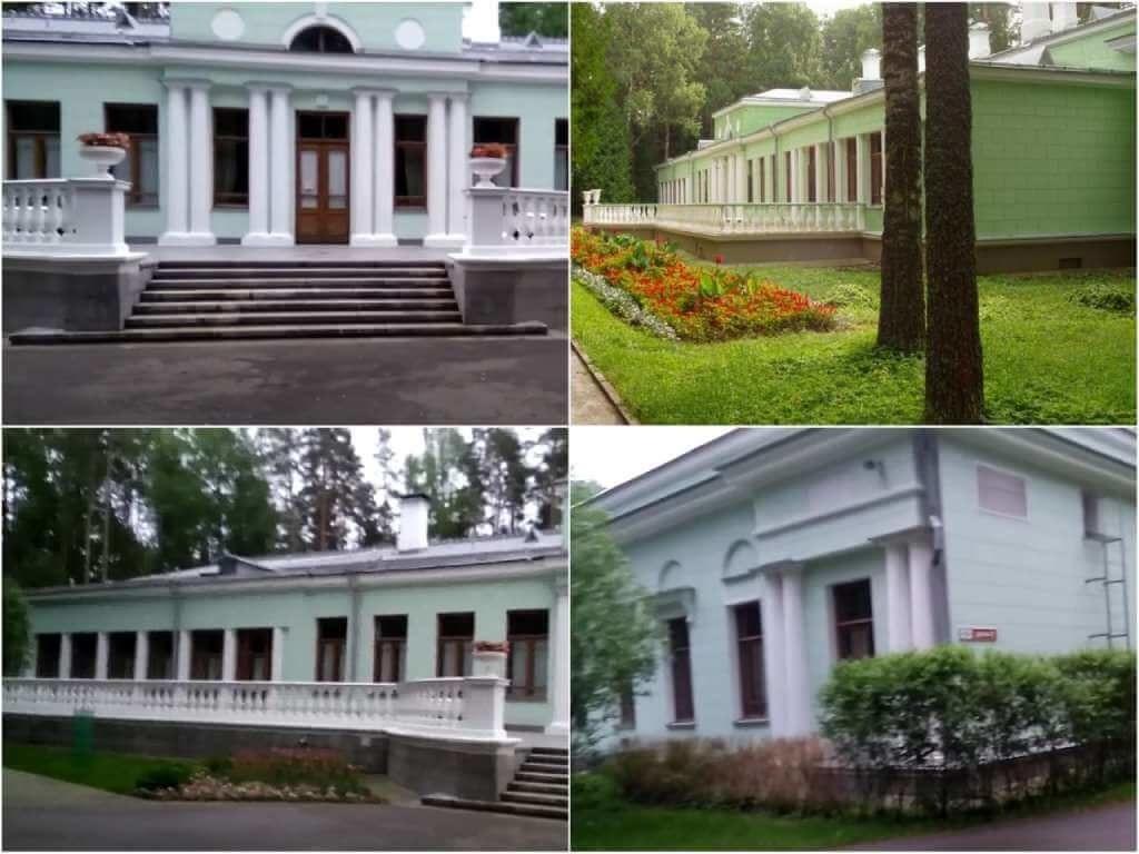 На фото дача в Новгородской области (Долгие Бороды).