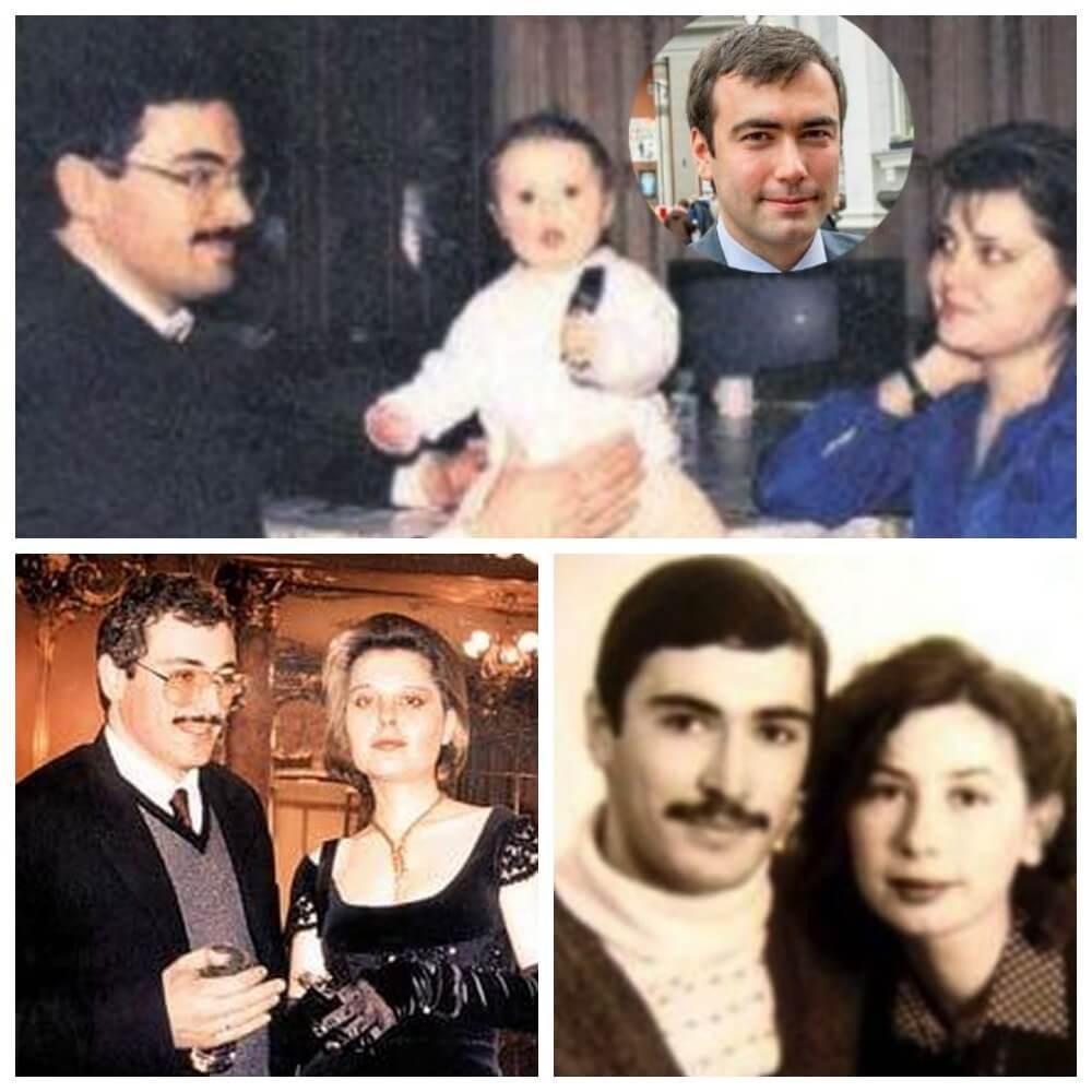 Первая жена Ходоровского - Людмила.