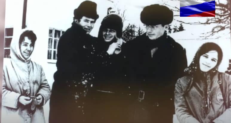 Жириновский. Фото в молодости.