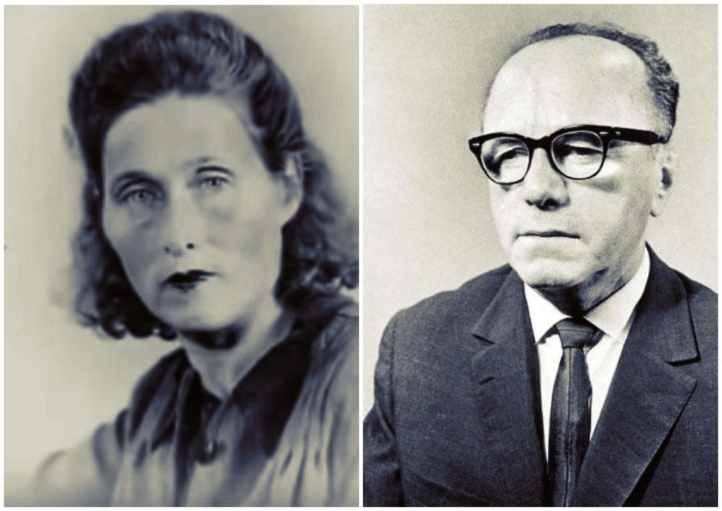 Родители Владимира Жириновского. Мать и отец.