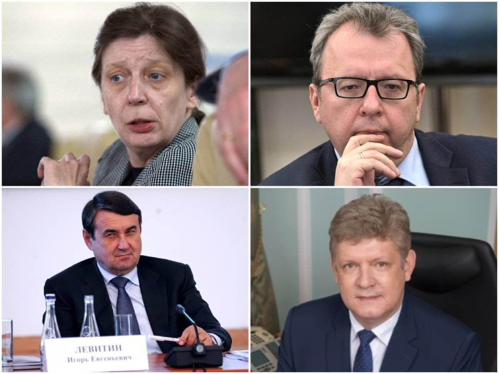 Помощники, советники и заместители Путина: кто они и чем занимаются?
